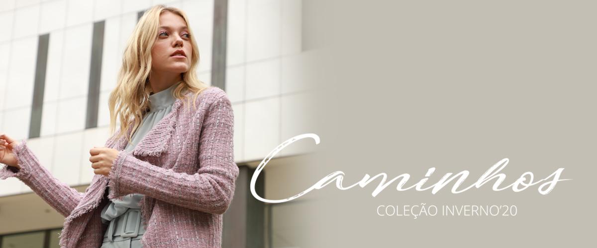 Coleção Inverno 20 - Caminhos  |  Jaquetas e Casacos