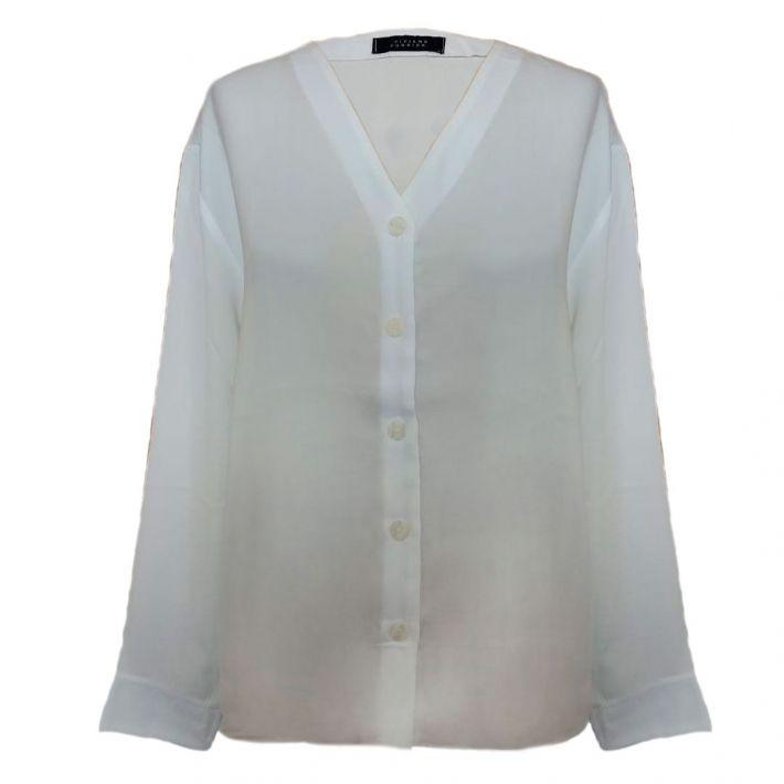 Camisa Básica Crepe