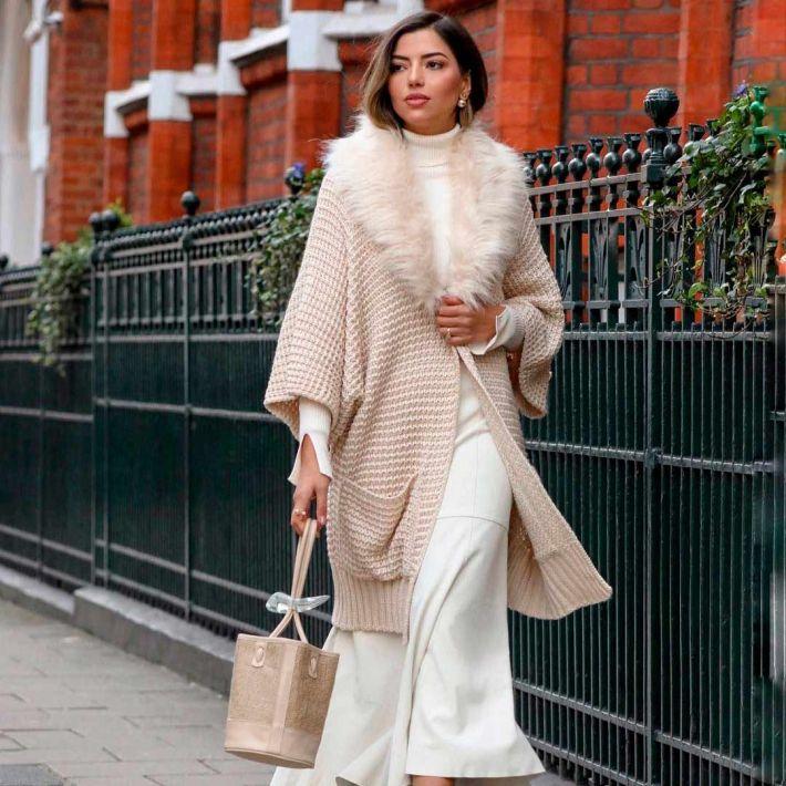 Kimono com Pelo