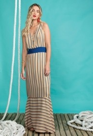 Vestido Color Stripe