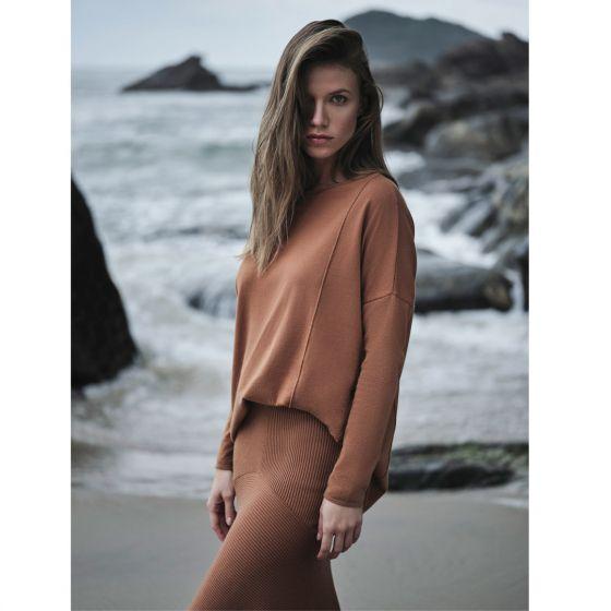 Blusa Bolonha