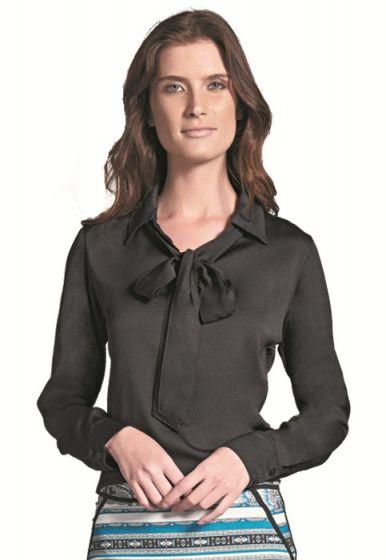 Camisa Gravata Maxi