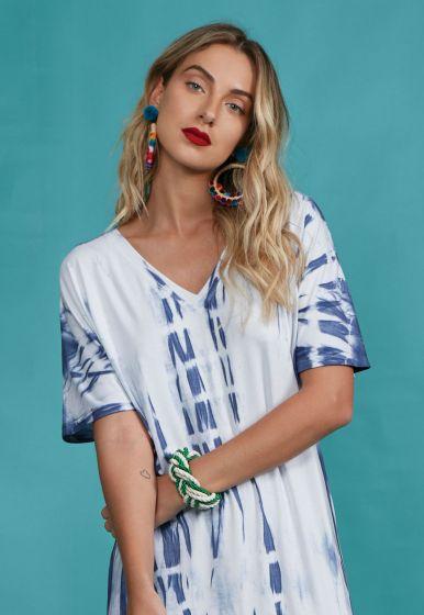 T-Shirt Dress Tie Dye