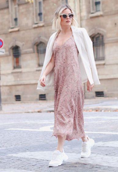 Vestido Amplo Arpoador - Ale Serra
