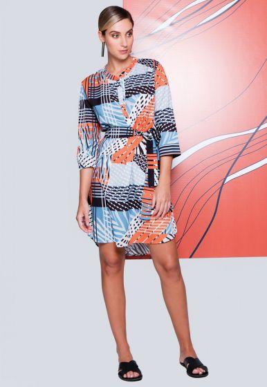 Vestido Print Colors