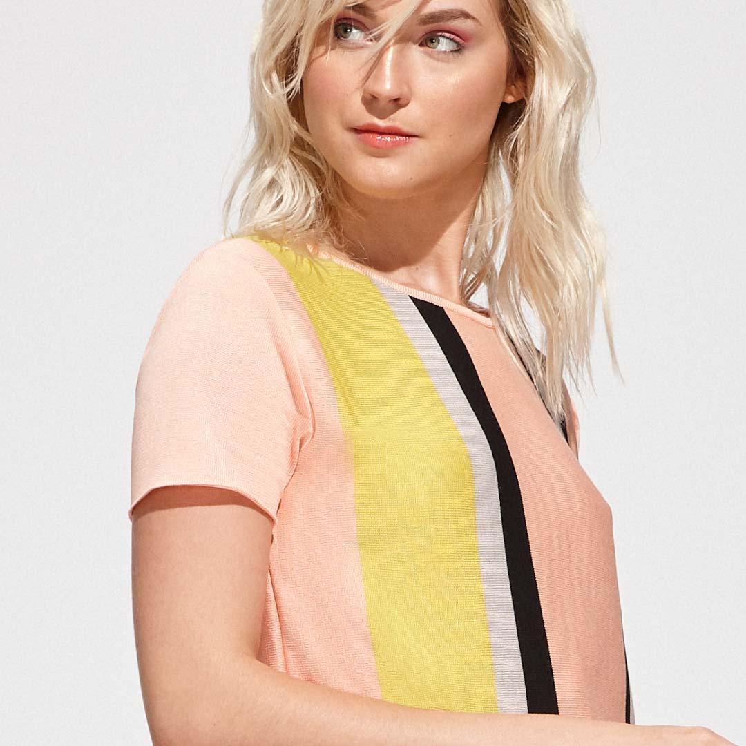 Blusa Listras Verticais
