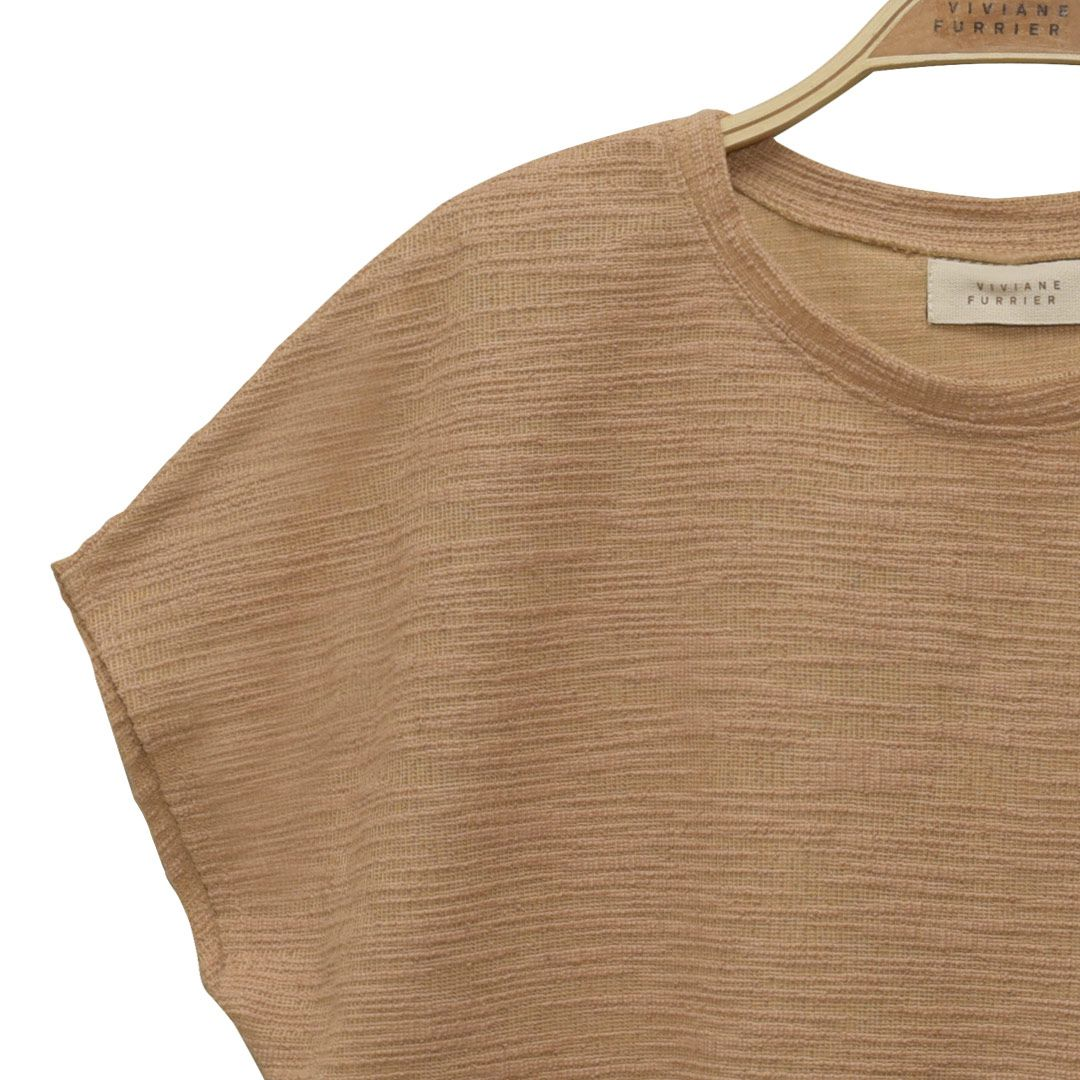 Blusa Quadrada Tweed