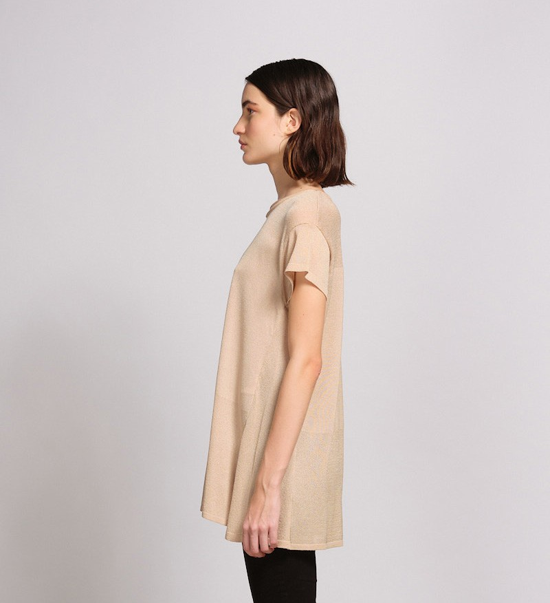Blusa Vestido Despojado