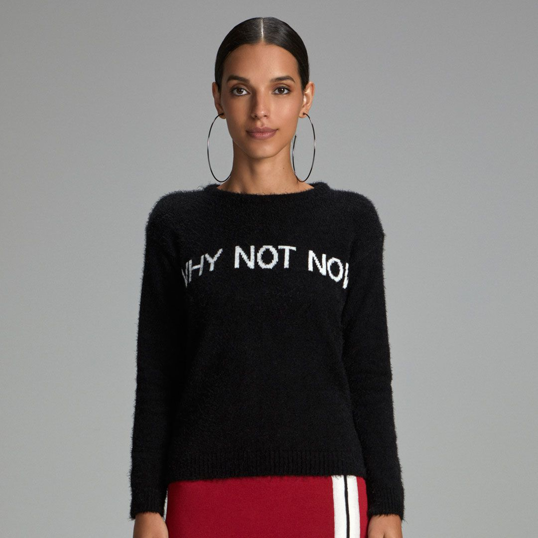 Blusa - Why Not Now