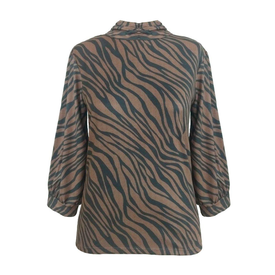 Blusa Zebra