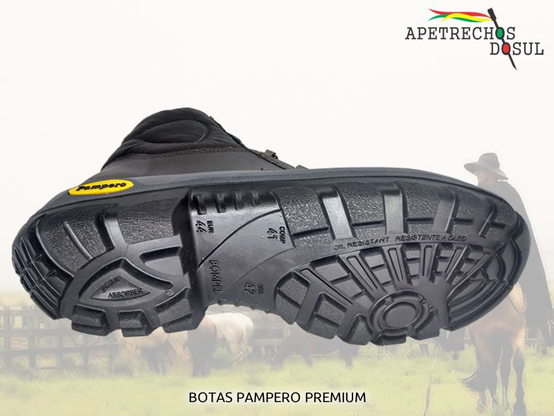 Bota Pampero Premium