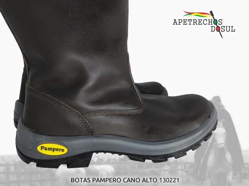 Bota Pampero Premium Meio Cano