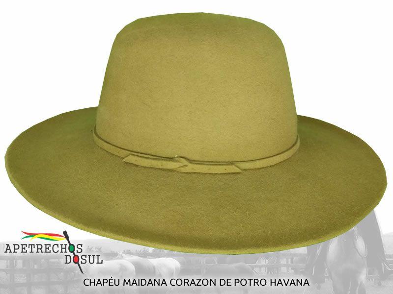 Chapéu Maidana Corazón de Potro