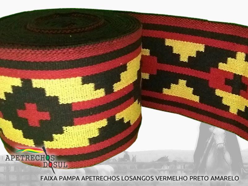 Faixas Pampa Apetrechos do Sul (Vendida por Metro Linear)
