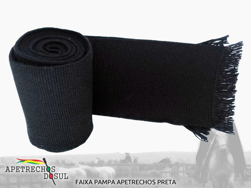 Faixas Pampa Apetrechos do Sul
