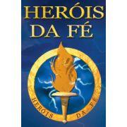 Coleção Heróis da Fé - 3 DVDs