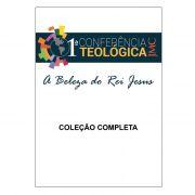Coleção JMC - 1ª Conferência Teológica - A Beleza doRei Jesus - 5 DVDs