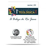 JMC - 1ª Conferência Teológica - A Beleza do Rei Jesus - Dia 29