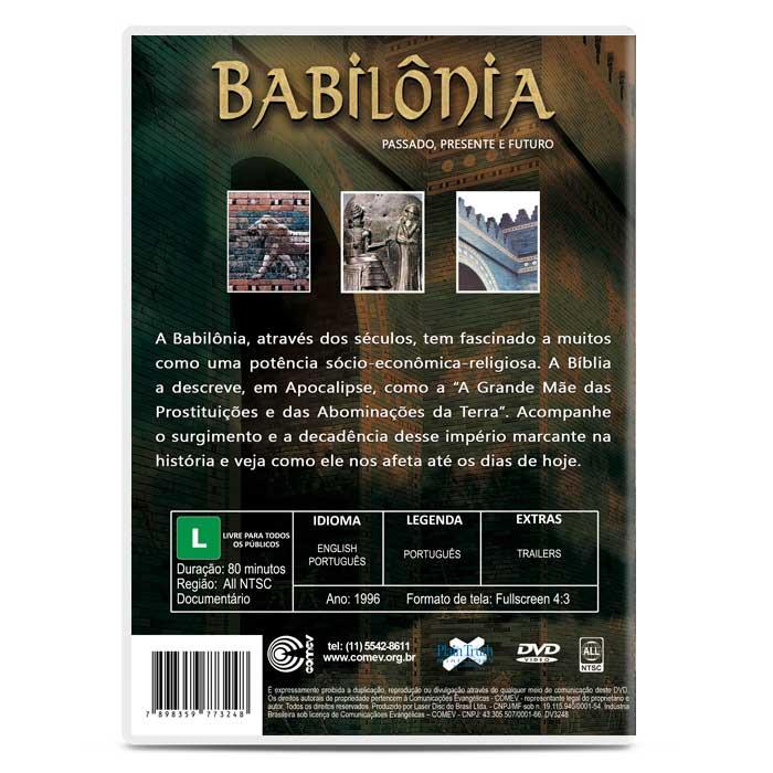 Babilônia - Passado, Presente e Futuro  - COMEV
