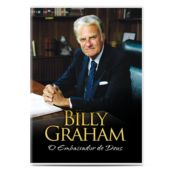 Billy Graham - O Embaixador de Deus - COMEV