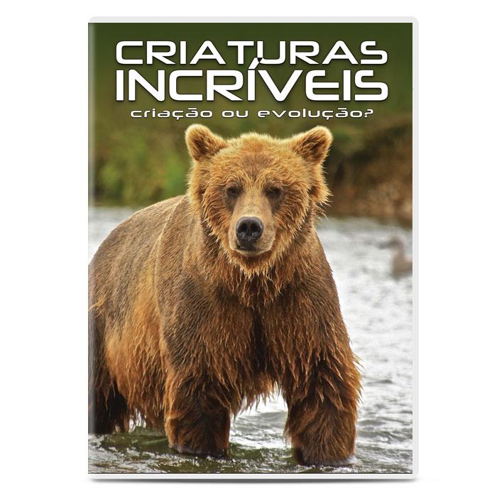 Criaturas Incríveis Vol. 2 - Criação ou Evolução?  - COMEV