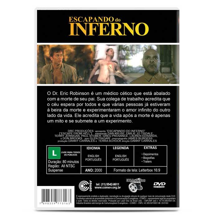 Escapando do Inferno  - COMEV