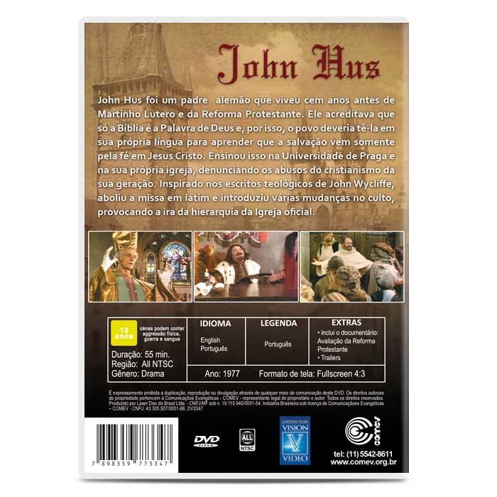 John Hus  - COMEV