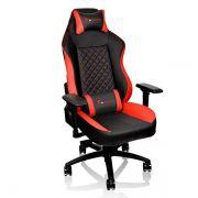 Cadeira Gamer Thermaltake GT Comfort GTC500 Preta e Vermelha GC-GTC-BRLFDL-01