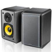 Caixa de Som Bluetooth Edifier R1010BT 42W RMS, Monitor de áudio, Bivolt, Preta