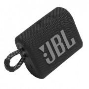 Caixa de Som Bluetooth JBL GO 3 Black (Preta) JBLGO3BLK