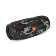 Caixa de Som Bluetooth Portátil JBL Charge 3 Squad CHARGE3SQUADEU