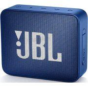 Caixa de Som Bluetooth Portátil JBL GO 2 AZUL JBLGO2BLUBR