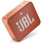Caixa de Som Bluetooth Portátil JBL GO 2 Laranja JBLGO2ORGBR