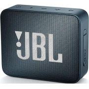 Caixa de Som Bluetooth Portátil JBL GO 2 NAVY (azul Marinho) JBLGO2NAVYBR