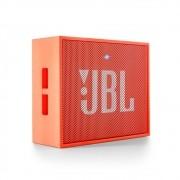 Caixa de Som Bluetooth Portátil JBL GO Laranja Jblgoorg