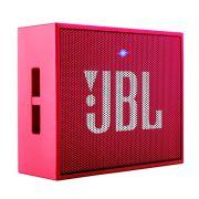 Caixa de Som Bluetooth Portátil JBL GO PINK Jblgopink