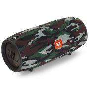 Caixa de Som Bluetooth Portátil JBL Xtreme Squad Camuflada Jblxtremesquadeu