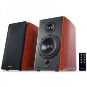 Caixa de Som Edifier R1900TV 120W RMS, Monitor de áudio, Bivolt, Madeira