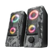 Caixa de Som para PC e Laptop Trust GXT 606 Javv 6W LED RGB