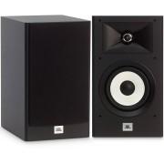 Caixas Acústicas (par) Bookshelf JBL Stage A130 Preta JBLA130BLK