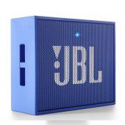 Caixa de Som Bluetooth Portátil JBL GO AZUL Jblgoblue