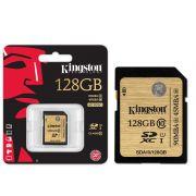 Cartão de Memória Kingston 128GB Classe 10 SDA10/128GB