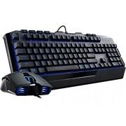 Combo Teclado e Mouse Gamer Cooler Master Devastator II LED AZUL ABNT2 SGB-3030-KKMF1-BR