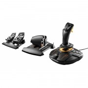 Combo Thrustmaster T.16000M FCS FLIGHT PACK Joystick + Throttle + Rudder para PC