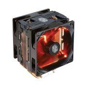 Cooler para Processador Cooler Master HYPER 212 LED Turbo Preto RR-212TK-16PR-R1