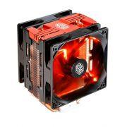 Cooler para Processador Cooler Master HYPER 212 LED Turbo Vermelho RR-212TR-16PR-R1