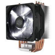 Cooler para Processador Cooler Master HYPER H411R LED Branco RR-H411-20PW-R1