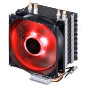 Cooler para Processador PCYES Zero K Z2 92MM INTEL/AMD LED Vermelho ACZK292LDV