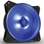 Fan Cooler 120MM Cooler Master Masterfan MF120L LED AZUL R4-C1DS-12FB-R1