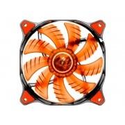 Fan Cooler 140MM Cougar CFD140 LED Vermelho CF-D14HB-R